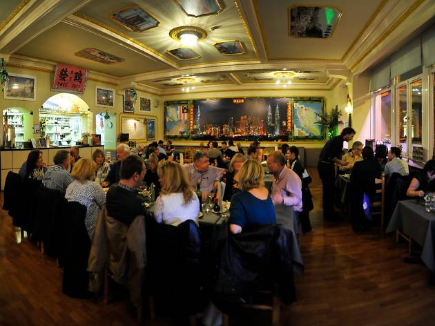 Edinburgh's best lunch spots