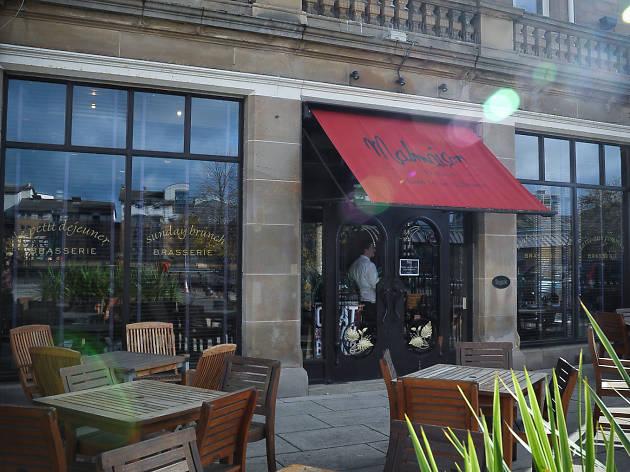 Malmaison Brasserie, Restaurants, Edinburgh