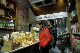 I. J. Mellis, Shopping, Edinburgh