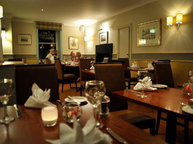MP's Bistro, Restaurants, Edinburgh