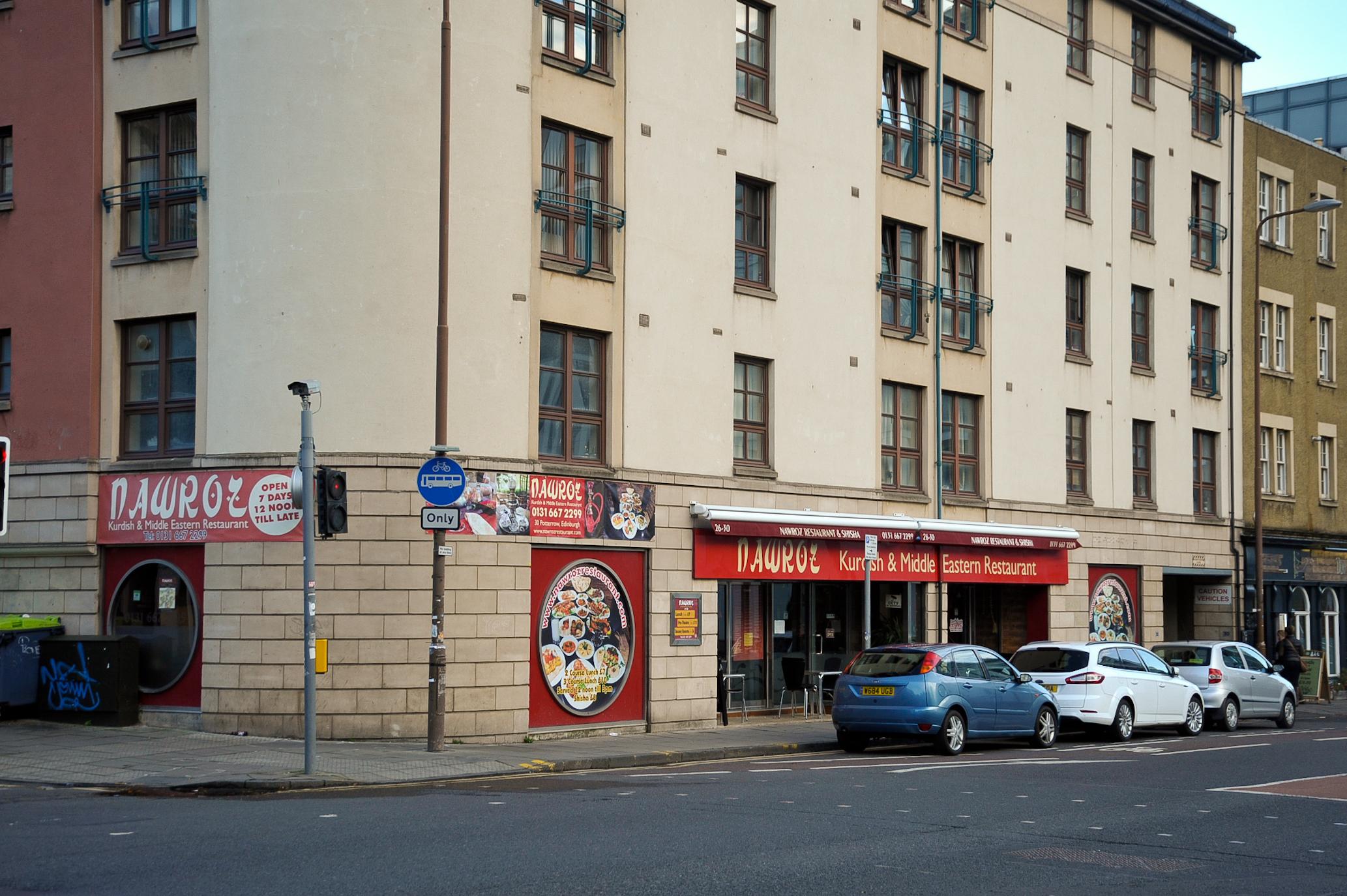 Nawroz, Restaurants, Edinburgh
