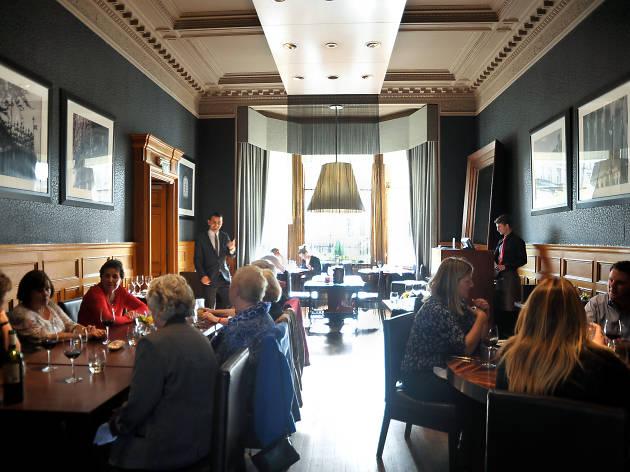 Restaurant at The Bonham, Restaurants, Edinburgh