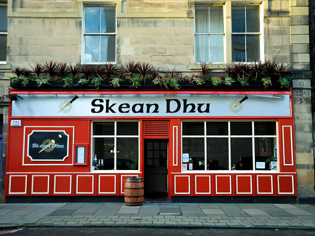 Skean Dhu, Bars, Edinburgh