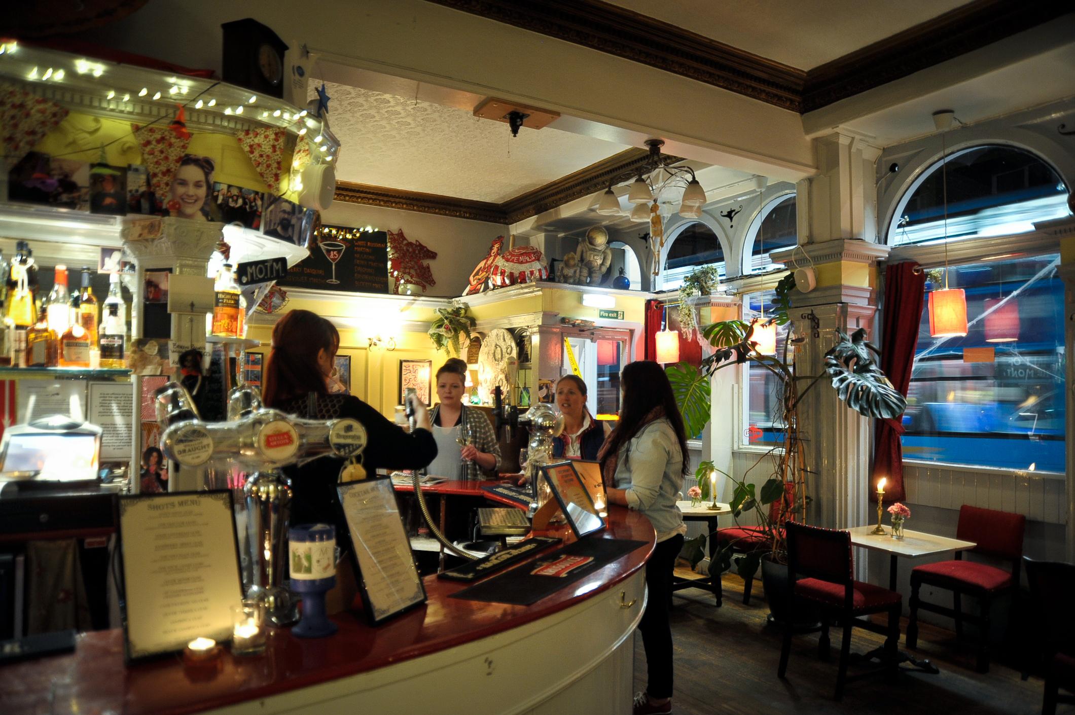 Sofi's Bar, Bars, Edinburgh
