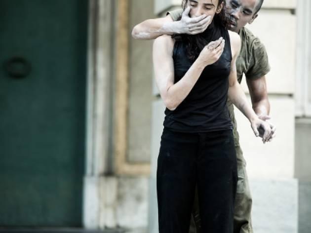 Dansa ara 2014: Incognito + Saba