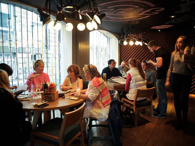 Sygn, Restaurants, Edinburgh