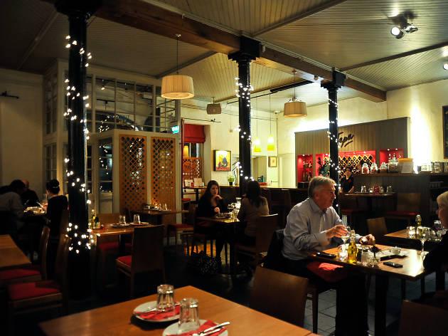 Tapa, Restaurants, Edinburgh