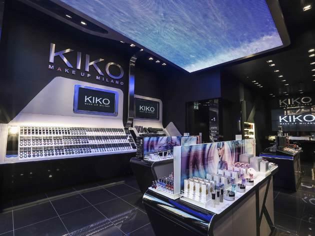 Kiko milano shopping in soho london for Milano design shop