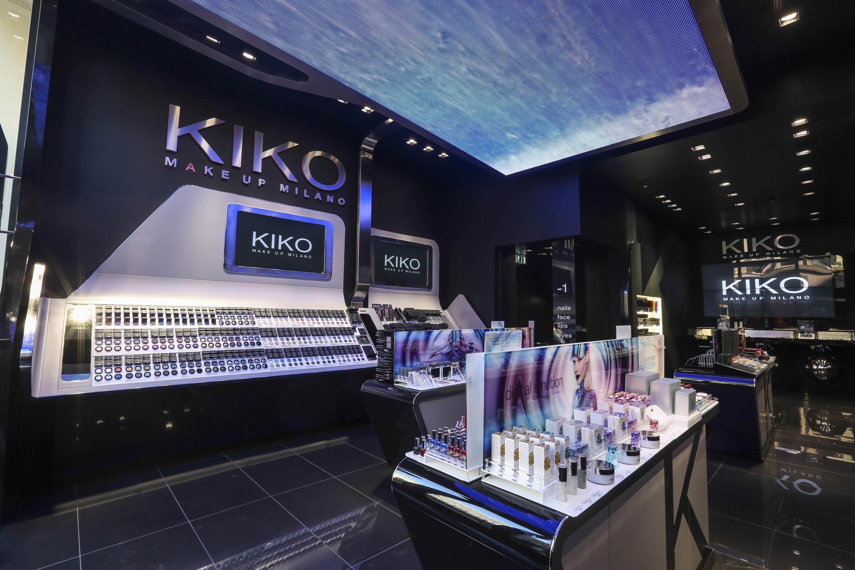 Kiko Milano Shopping In Soho London