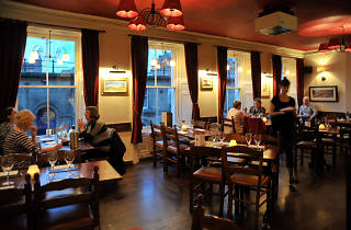 The Doric, Restaurants, Edinburgh