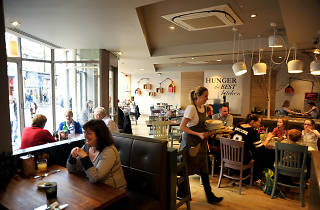 Zizzi Queensferry Street, Restaurants, Edinburgh