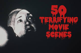 50 Terrifying Movie Moments, main image