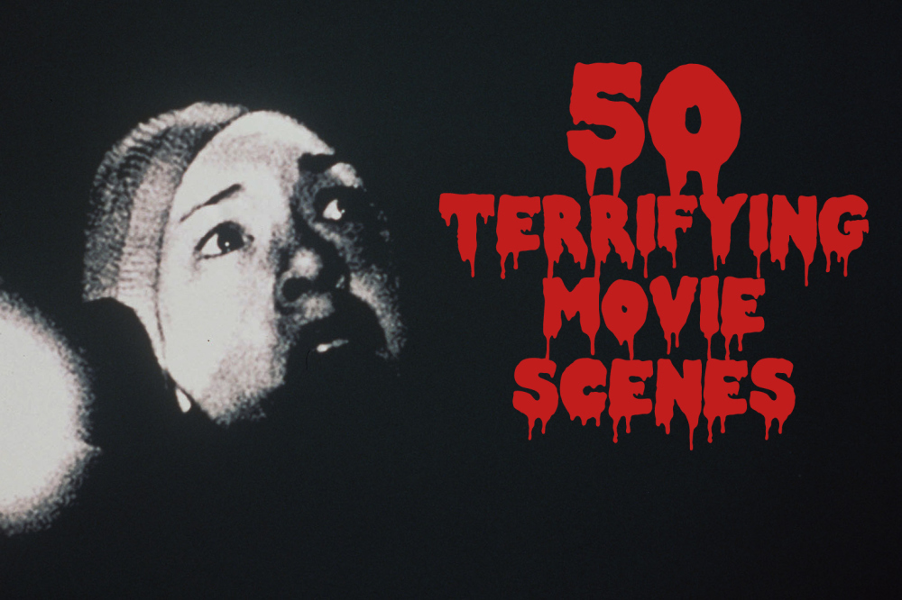 50 terrifying movie moments