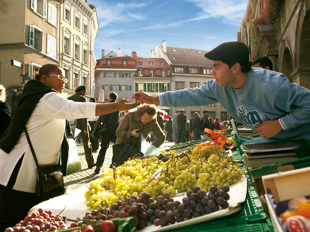 Switzerland's best markets