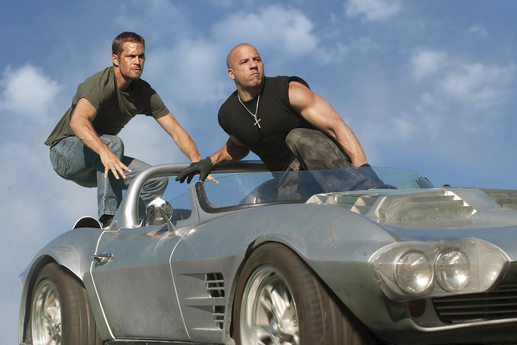 Car chases, 100 best action movies