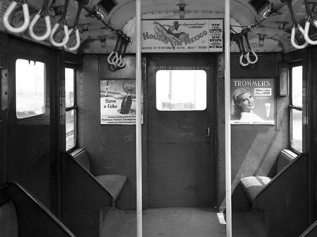 (Photograph: Courtesy New York Transit Museum)