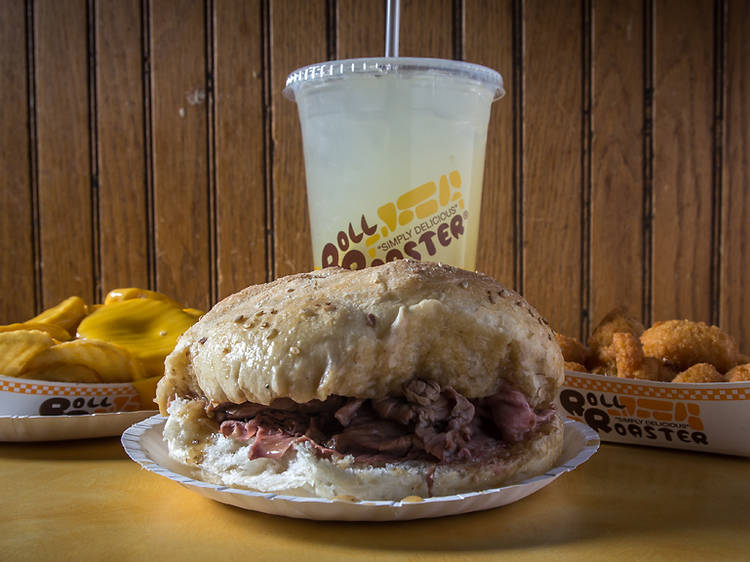 The $6.45 Roll-N-Roaster Beef at Roll-N-Roaster