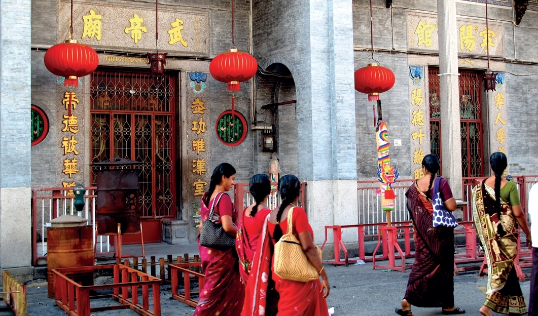 King Street Temples