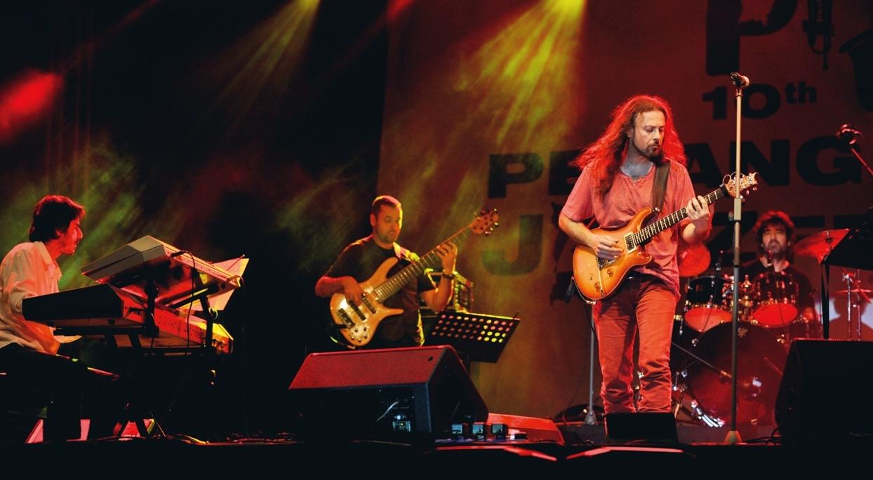 Penang Island Jazz Festival
