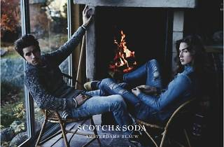 Scotch & Soda and Maison Scotch Sample Sale