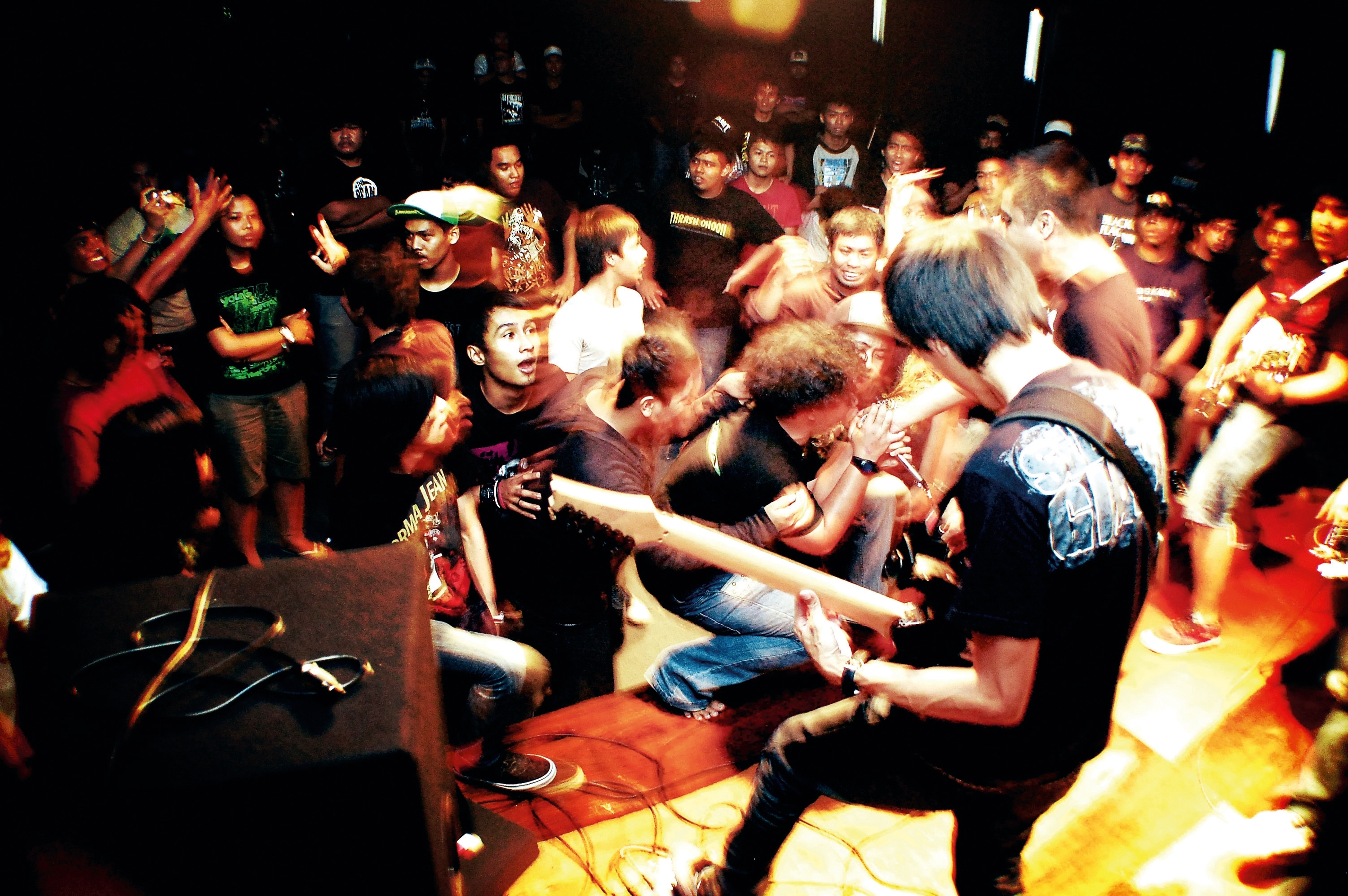 Penang's alternative music scene