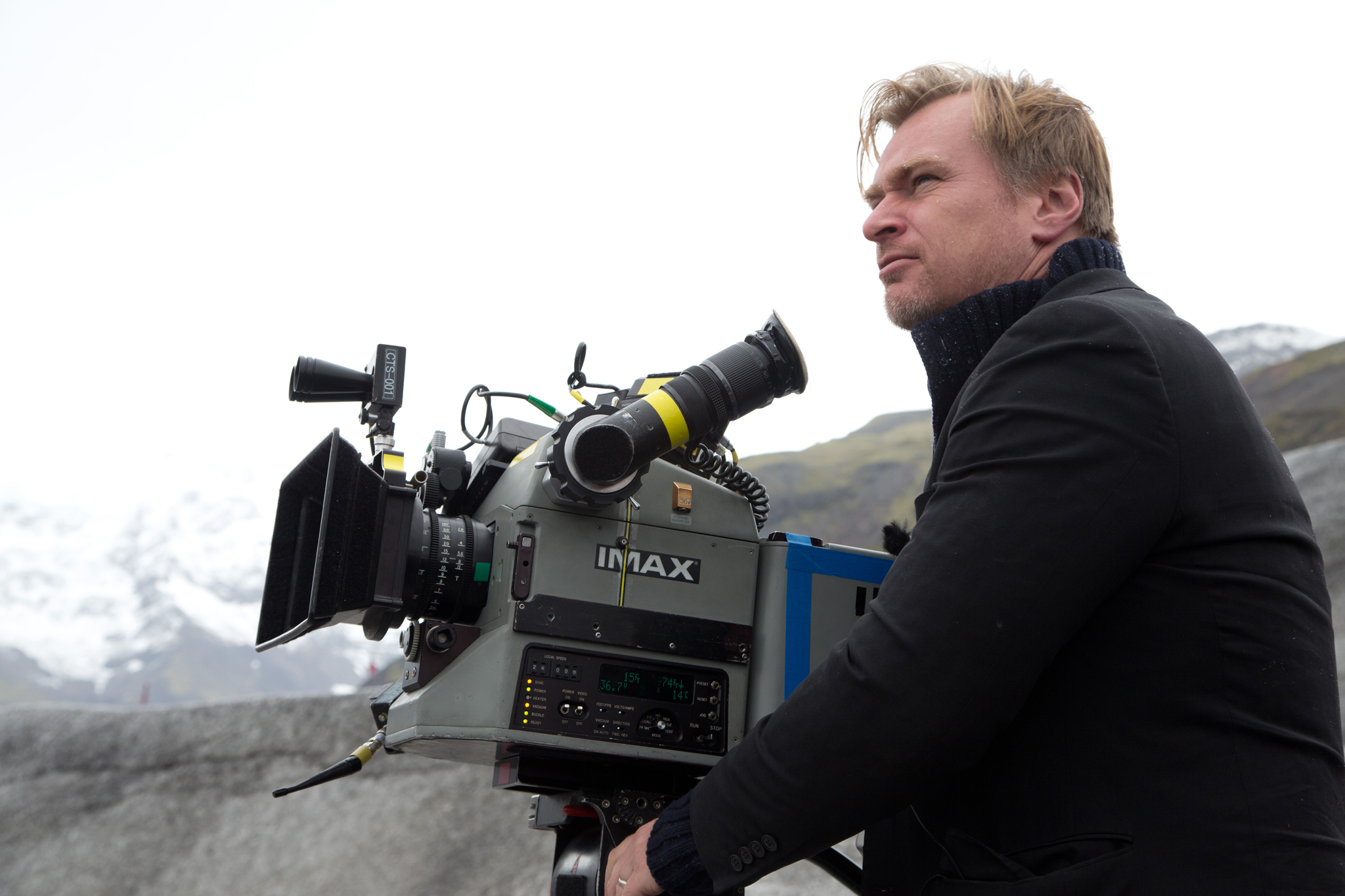 Christopher Nolan interview