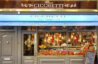San Carlo Cicchetti Covent Garden