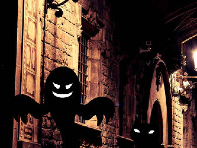 Ruta Fantasmas de Barcelona