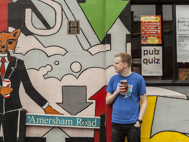 London pubs we love, Amersham Arms