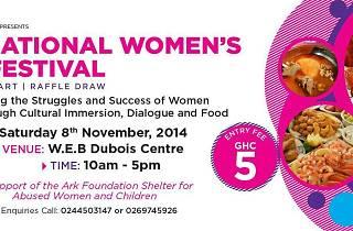 Women's Food Festival at the W.E.B Dubois Centre, Accra, Ghana