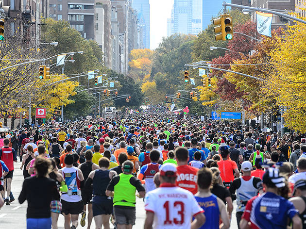 31 things you will definitely see at the New York Marathon this year