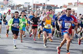 ING New York City Marathon 2013