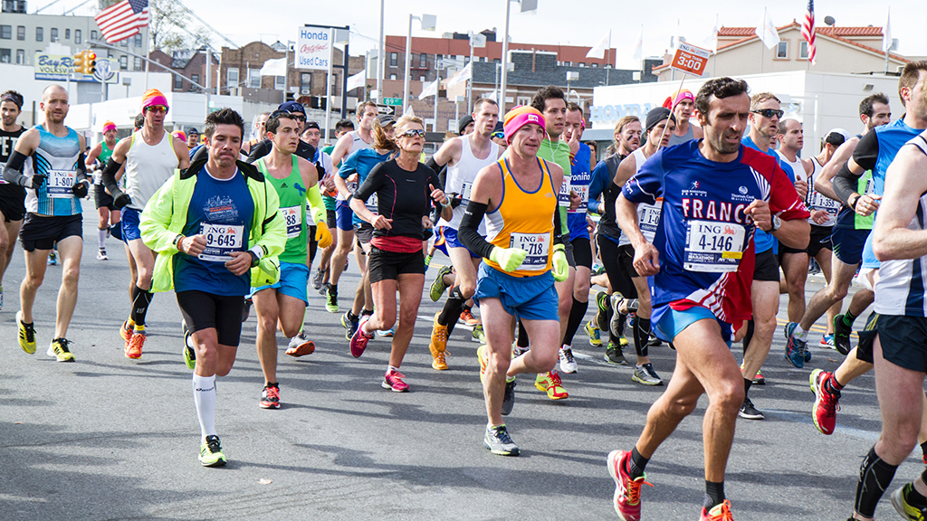 Five people to look for at the NYC Marathon