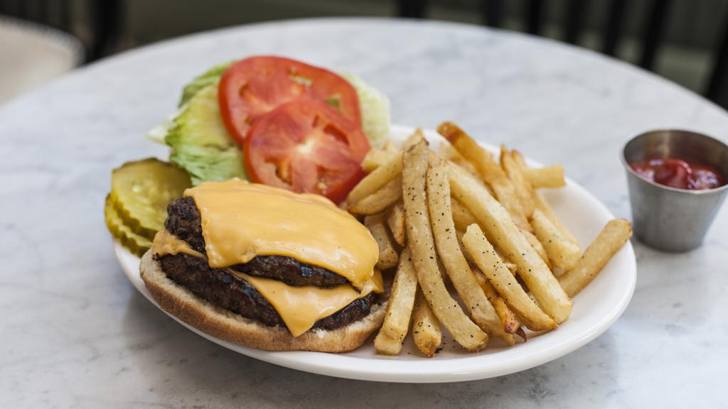 Hamilton's burger