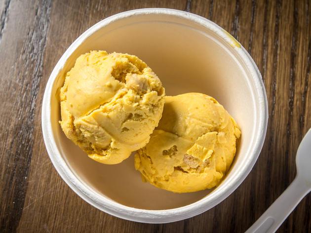 JENI'S at GOTHAM WEST MARKET butternut ice cream