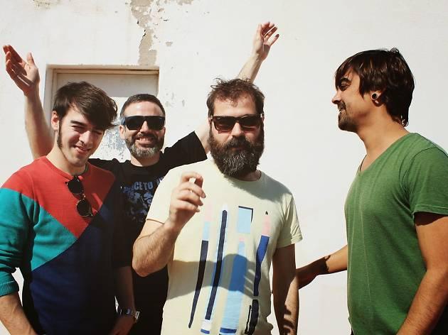 Pedro Parque live! + Dj Capo + Solysombra Pinchadiscos