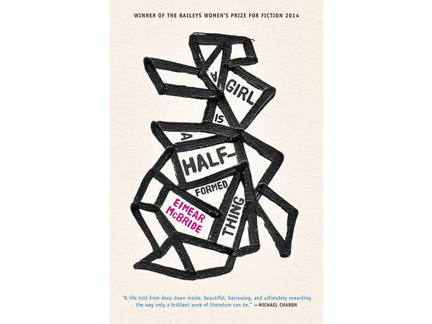 Eimear McBride, A girl is a half formed thing