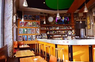 Café de la Presse coffee shop Geneva
