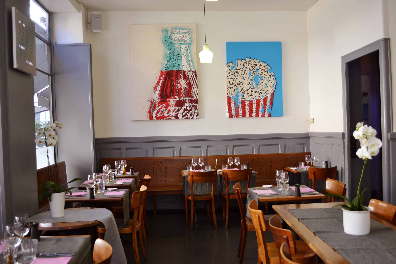 Cafe des Bains Geneva