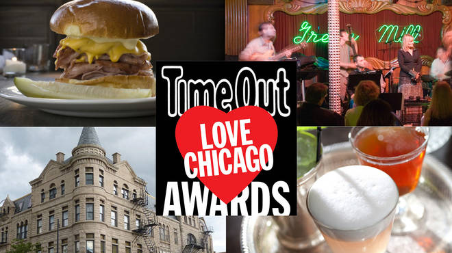 Time Out Love Chicago Awards