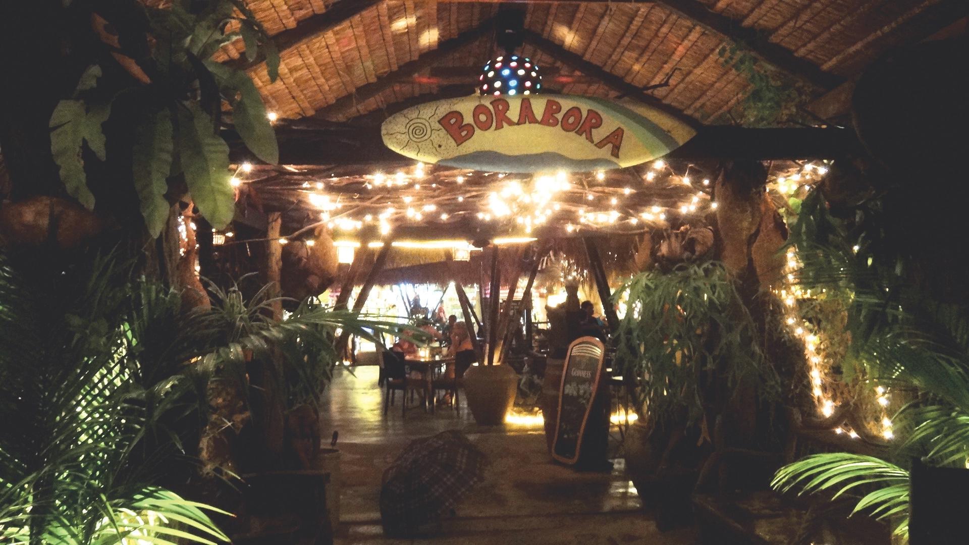 Bora Bora Nightlife In Batu Ferringhi Penang