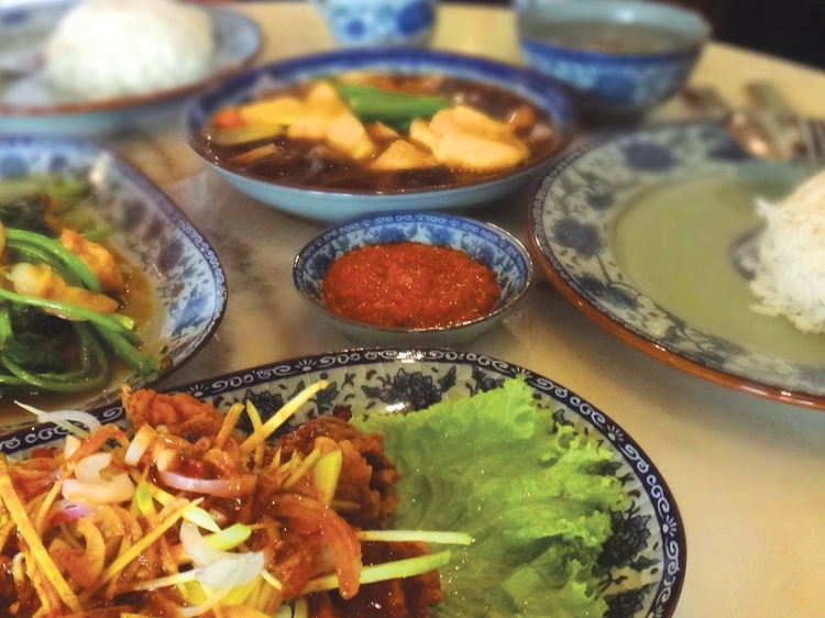 Discover Penang Peranakan culture through Nyonya cuisine