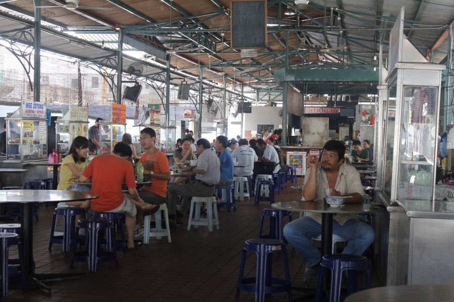 Sri Weld Food Court