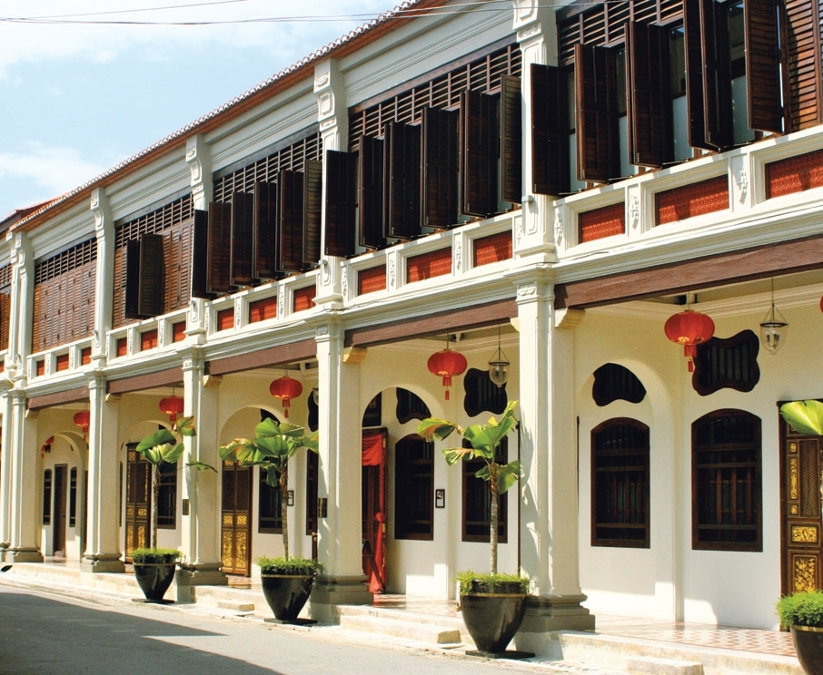 Best luxury boutique hotels in Penang