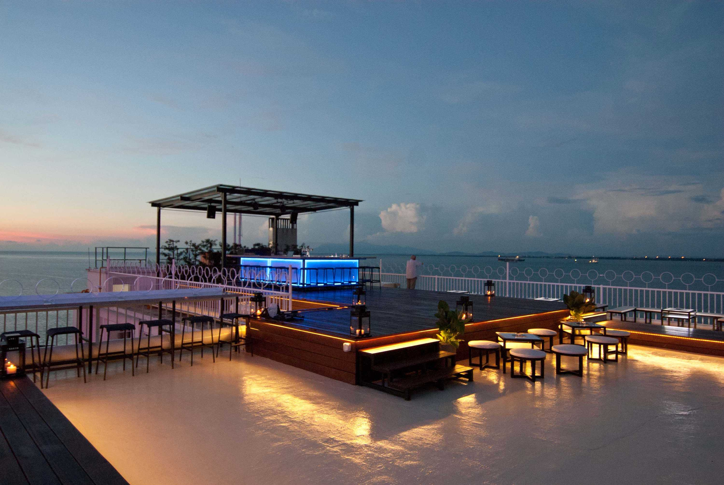 Penang's best bars with a view