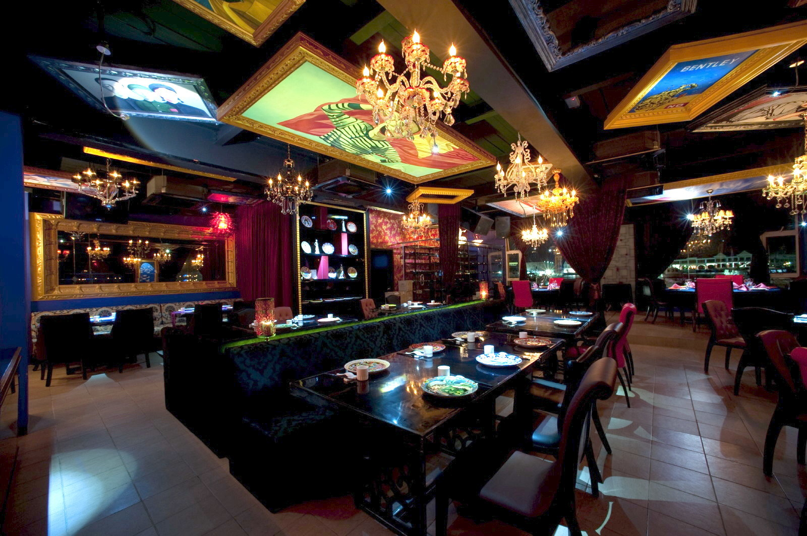 Chin's Stylish Chinese Cuisine