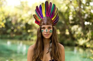 Carnaval de Bahidorá 2014 (Foto: Time Out México)