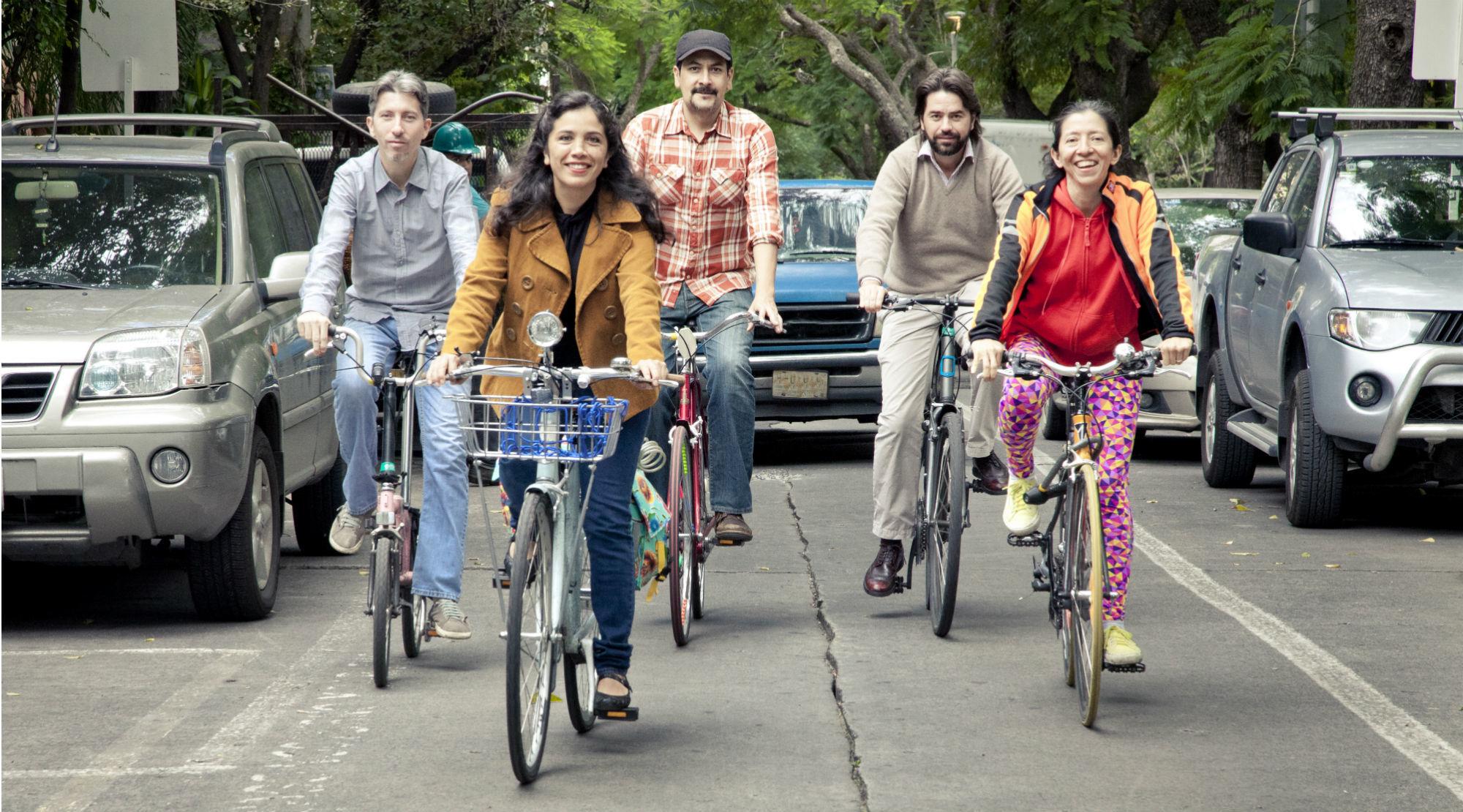 Tendencia: ciclismo urbano