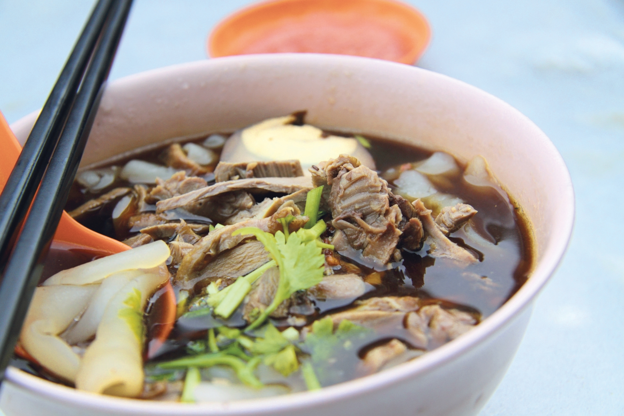 Penang's local hawker favourites