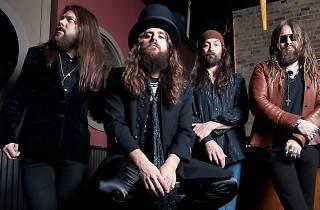 Bigelf feat. Mike Portnoy & John Wesley (Porcupine Tree) + Bend Sinister + Jolly